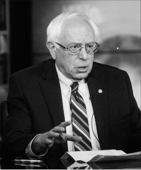B Sanders