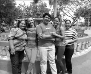 Nicaraguan delegation