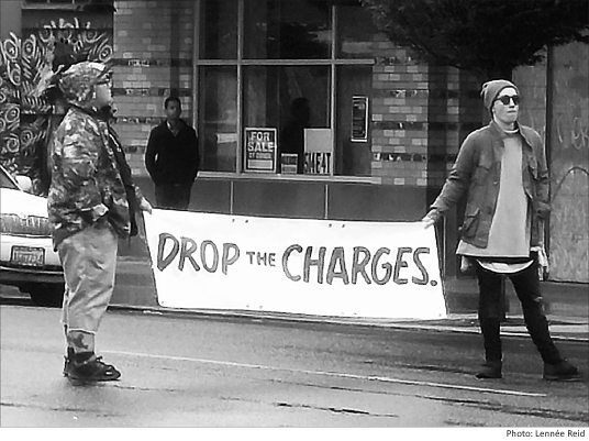 Drop the Charges